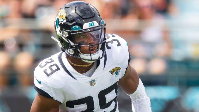 Jacksonville Jaguars wide receiver Jamal Agnew