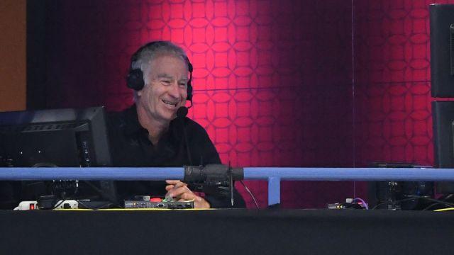 Former Tennis Player John McEnroe