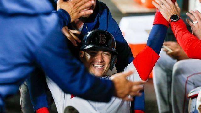 Red Sox infielder José Iglesias