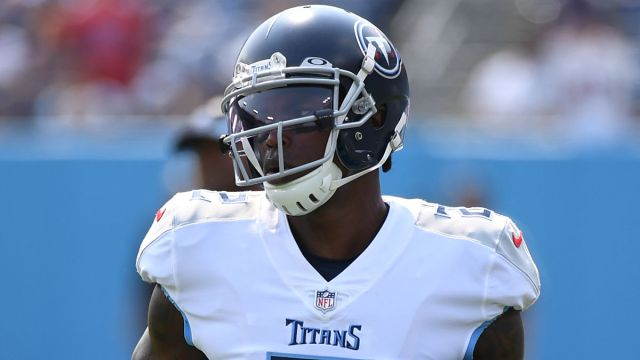 Tennessee Titans wide receiver Julio Jones
