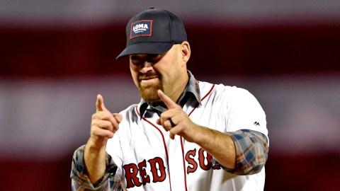 Boston Red Sox Great Kevin Youkilis