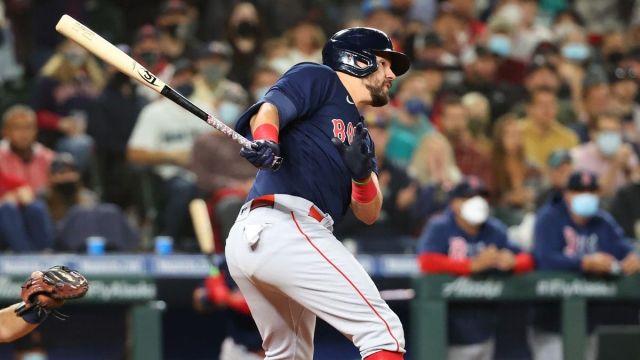 Boston Red Sox slugger Kyle Schwarber