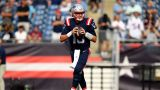 NFL: Mac Jones Miami Dolphins at New England Patriots