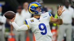 Los Angeles Rams quarterback Matthew Stafford