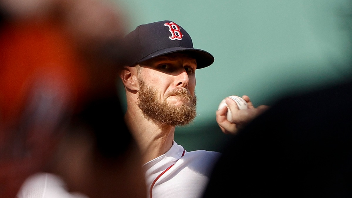 Chris Sale Looks To Get Red Sox Back On Track Against Rays