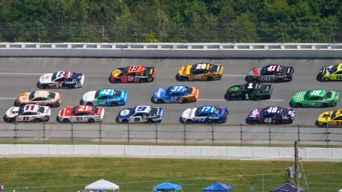 NASCAR Talladega