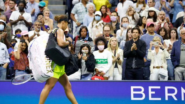 Tennis: Naomi Osaka exits US Open