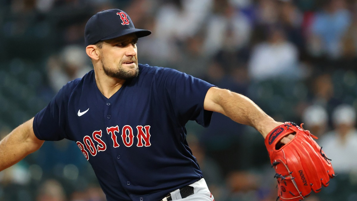 Red Sox Starting Pitching Looks To Keep Recent Strong Stretch Going