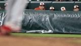 Baltimore Orioles grounds crew