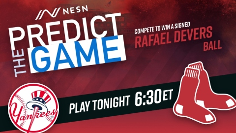 Red Sox-Yankees 'Predict The Game'
