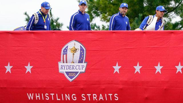 Ryder Cup: Rory McIlroy, Sergio Garcia
