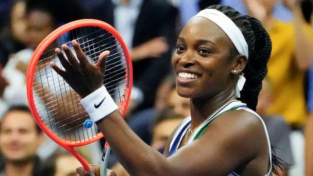 Tennis Player Sloane Stephens