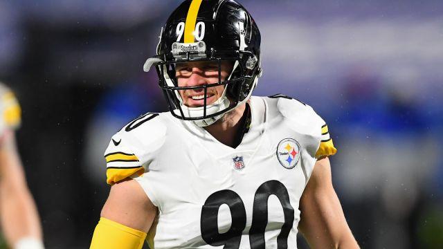 Pittsburgh Steelers outside linebacker T.J. Watt
