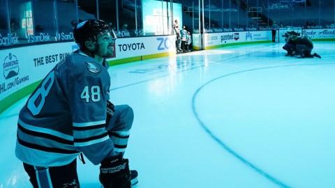 San Jose Sharks center Tomas Hertl