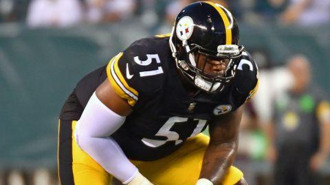 Pittsburgh Steelers offensive guard Trai Turner