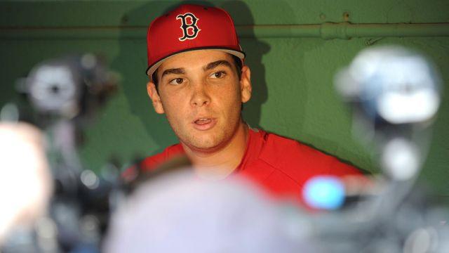 Red Sox Prospect Triston Casas