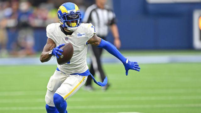 Los Angeles Rams wide receiver DeSean Jackson