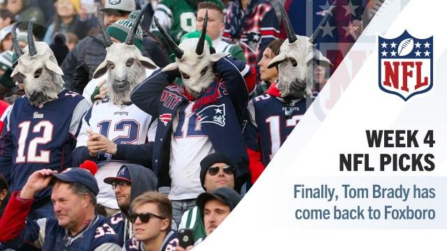 New England Patriots fans