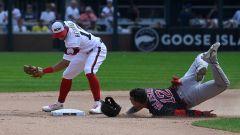 Boston Red Sox shortstop Jose Iglesias
