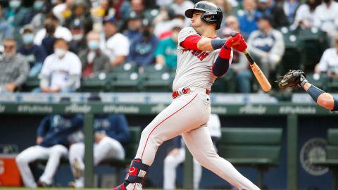 Boston Red Sox second baseman Jose Iglesias