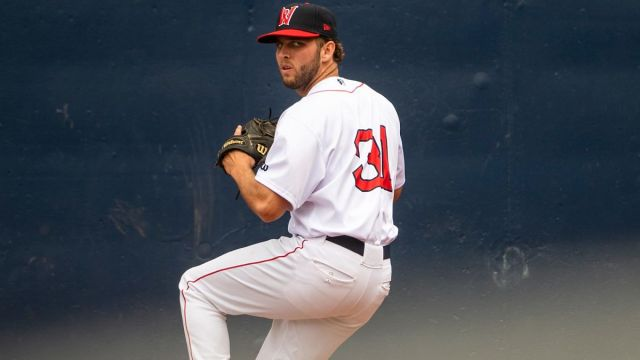 Boston Red Sox prospect Kutter Crawford