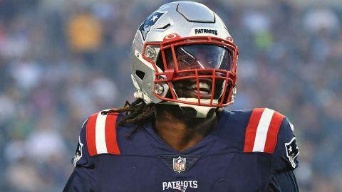 New England Patriots linebacker Matt Judon