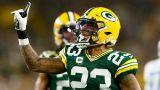 Green Bay Packers cornerback Jaire Alexander