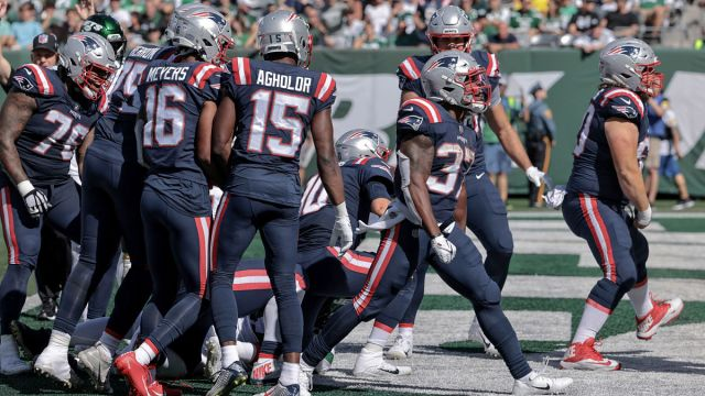 New England Patriots players