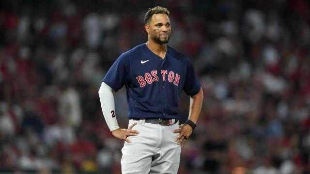Boston Red Sox shortstop Xander Bogaerts
