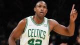 Boston Celtics center Al Horford