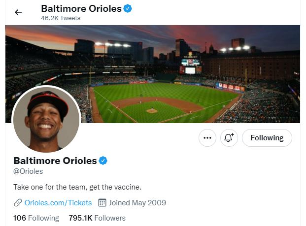 Orioles Troll Red Sox With New Twitter Avatar After Playing Spoiler