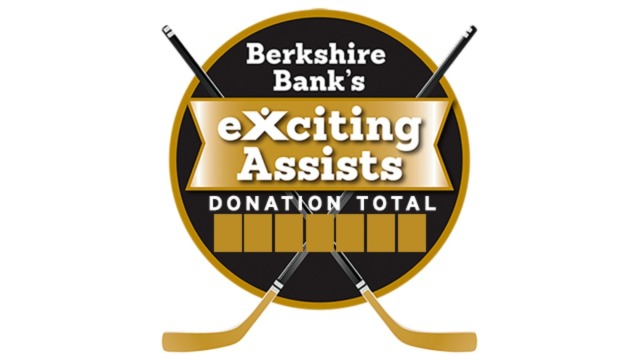 Berkshire Bank Exciting Assists