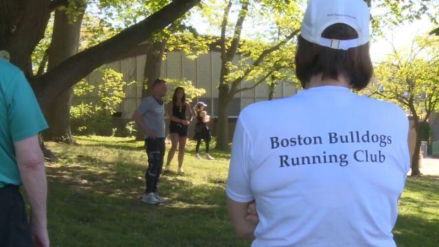 Boston Bulldogs Running Club