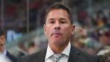 Boston Bruins head coach Bruce Cassidy