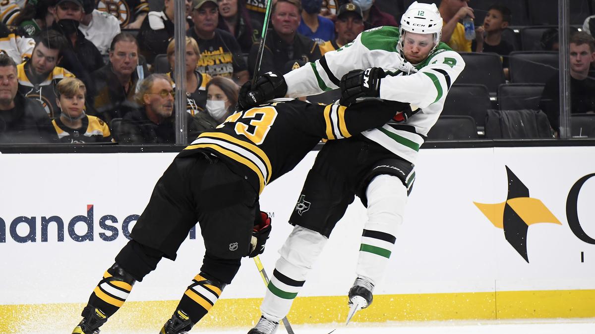 Bruins-Stars Takeaways: Four Thoughts On Boston's Season Opener