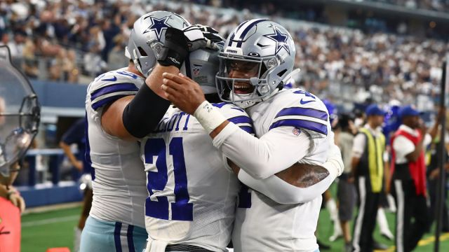 Dallas Cowboys quarterback Dak Prescott