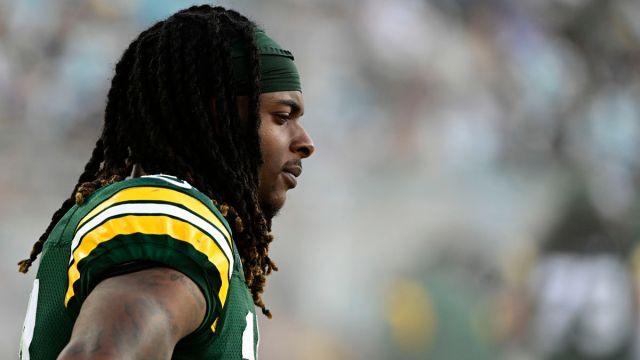 Green Bay Packers wide receiver Davante Adams