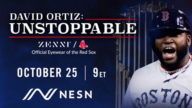 David Ortiz Unstoppable