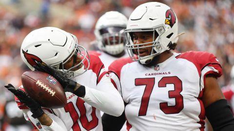 Arizona Cardinals receiver DeAndre Hopkins