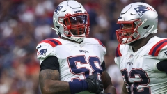 New England Patriots inside linebacker Jamie Collins