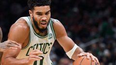 Boston Celtics wing Jayson Tatum