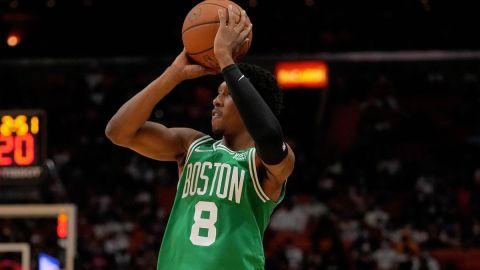 Boston Celtics wing Josh Richardson
