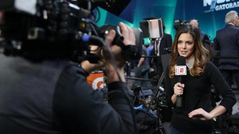 Sports media personality Katie Nolan