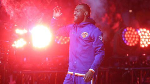 New York Knicks point guard Kemba Walker