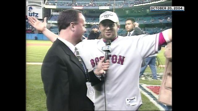 Former Red Sox first baseman Kevin Millar