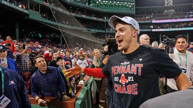 Red Sox's Kiké Hernandez