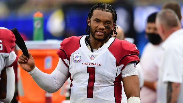 Arizona Cardinals quarterback Kyler Murray