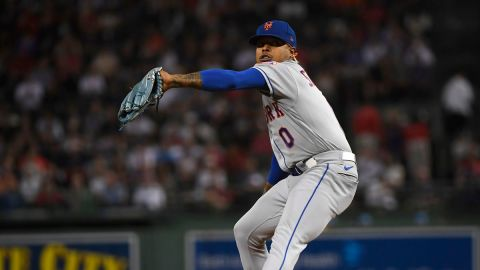 New York Mets pitcher Marcus Stroman