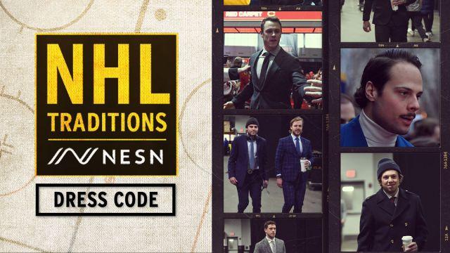 NHL Tradition-Dress Code