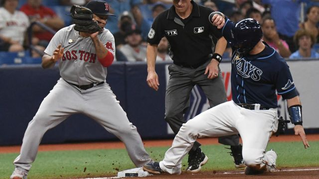 ALDS: Red Sox vs. Rays